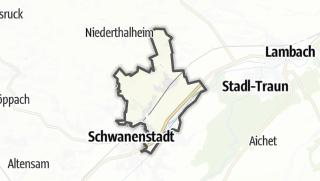 Mapa / Schlatt