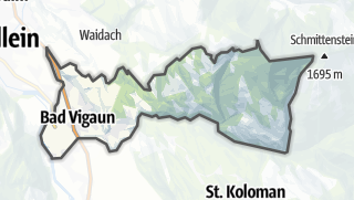 Karte / Bad Vigaun