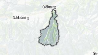 Mapa / Kleinsölk