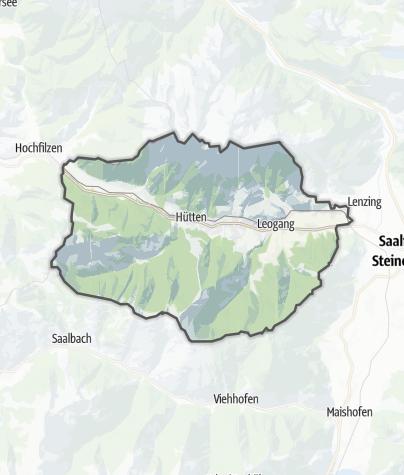 Map / Leogang