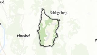 地图 / Mettersdorf am Saßbach