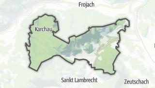 Mapa / Sankt Blasen