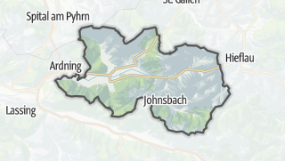 Mapa / Admont