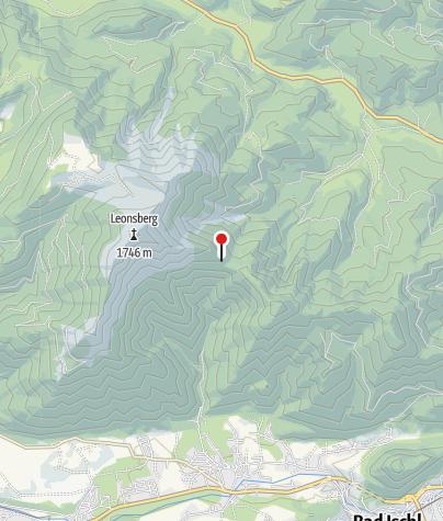 Karte / Schüttalm 1166 m