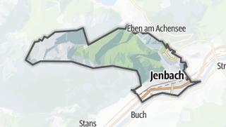 Mapa / Jenbach