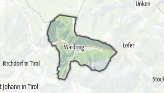 Karte / Waidring