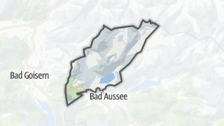 Mapa / Altaussee