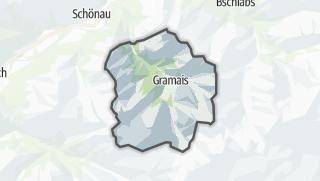 Karte / Gramais