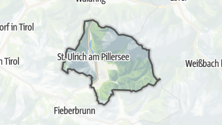 Karte / Sankt Ulrich am Pillersee