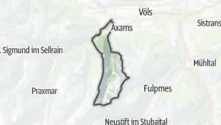 Karte / Grinzens
