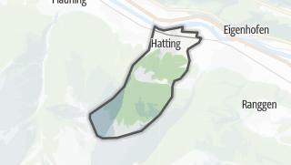 Karte / Hatting