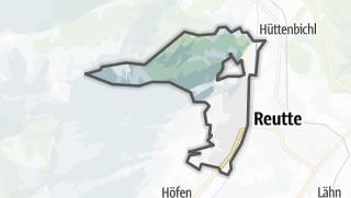Cartina / Lechaschau