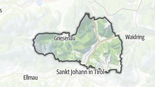 Karte / Kirchdorf in Tirol