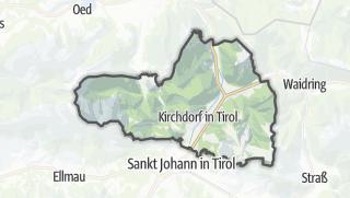 Map / Kirchdorf in Tirol