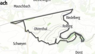Mapa / Rolbing