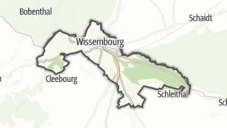 Mapa / Wissembourg