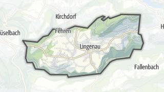 Map / Lingenau