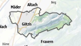 Cartina / Götzis