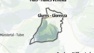 Karte / Glurns