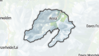 Karte / Arosa