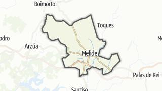 Kartta / Melide