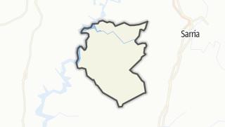 Kartta / Paradela