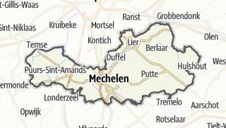 Mapa / Mechelen