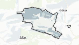 地图 / Gisclareny