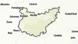 Carte / Badajoz