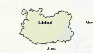 Cartina / Ciudad Real