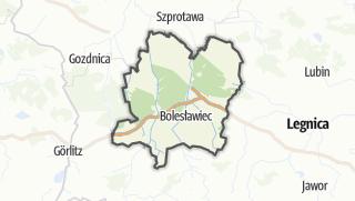 מפה / Boleslawiecki