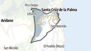 Carte / Breña Alta