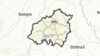 Mapa / Wiltz