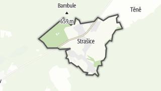 מפה / Strašice