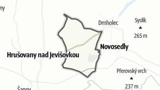 Karte / Jevišovka