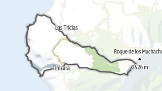 Carte / Puntagorda
