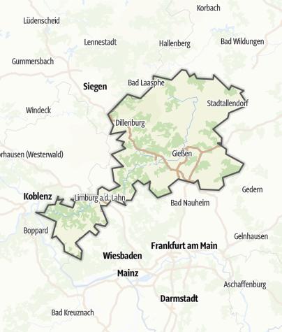 Karte / Lahntal