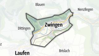 Mapa / Zwingen