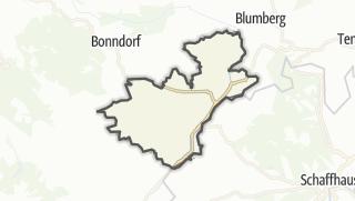 Mapa / Stühlingen