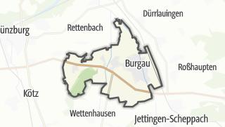 Cartina / Burgau