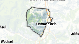 Cartina / Grimmenstein