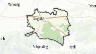 地图 / Siegsdorf