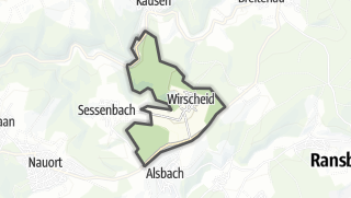 Mapa / Wirscheid