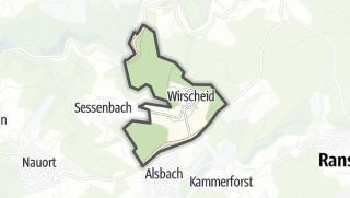 Cartina / Wirscheid