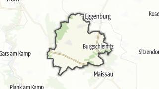 Cartina / Burg-Kühnring