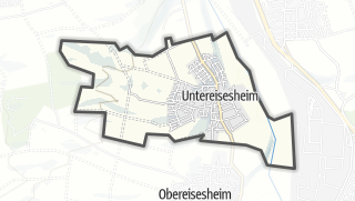 地图 / Untereisesheim