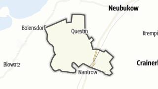 מפה / Alt Bukow