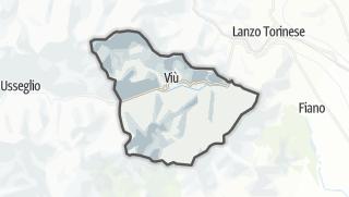 מפה / Viù