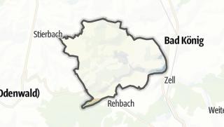 Carte / Brombachtal