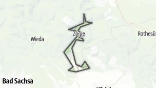 Cartina / Zorge